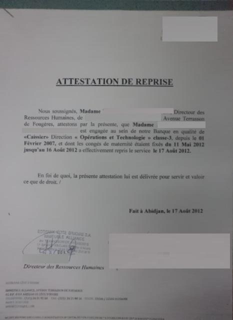 Eregulations Cote D Ivoire