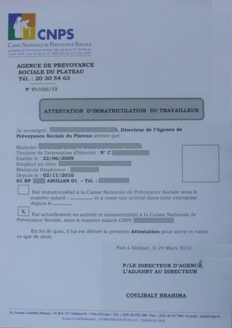 Eregulations C 244 Te D Ivoire