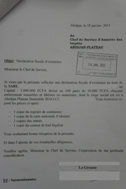 Eregulations Cote D Ivoire